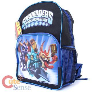 Sky Landers 3D School Backpack 16 Large Book Bag