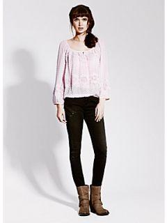 Mint Velvet Black skinny jeans Black
