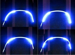 24 Car Truck Knight Rider LED Scanner Decoration Strobe Flash Strip
