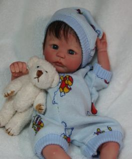 welcoming baby landon length 8 inches all of my dolls are collectibles