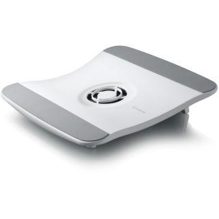 Laptop Notebook Cooling Pad Stand Fan USB 14 White BELKIN F5L001