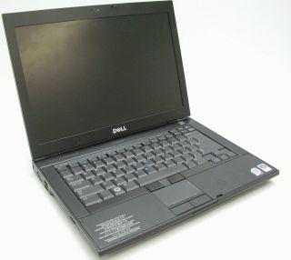 Dell Latitude E6400 Laptop Intel Dual Core 2 Duo 2.4GHz w/ Battery No