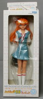 Evangelion Soryu Asuka Langley High Grade Uniform Figure Sega Limited