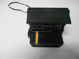 Vintage Polaroid One Step 600 Land Camera Instant Film