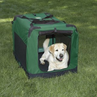 Guardian Gear Soft Side Dog Crate Large
