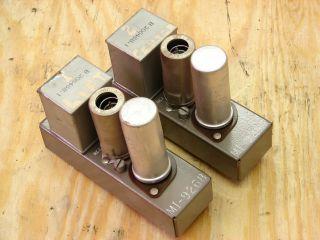 Audio Pre Amp Amplifier Langevin Transformers MI 9268 Vintage