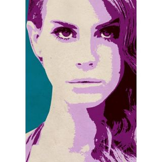Lana Del Rey Pop Art Music Poster 13x19
