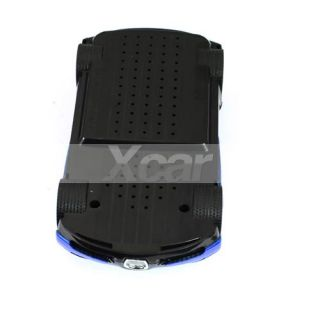 Car Speed Radar 360° Protection Detector Laser Detection Safety Voice