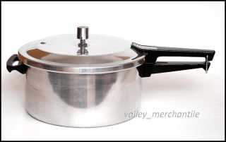 Vintage Mirro Matic Pressure Cooker 6 Qt Model M 0436 Nice