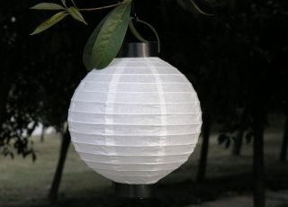 Chinese Battery Operated Paper Lantern Wedding Party Christmas