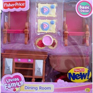 Loving Family Furniture Mom Dad Dining Room BBQ Laundry 6LOT