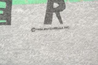 Vintage 1984 Cyndi Lauper Soft Gray T Shirt T Shirt Small Medium 50 50