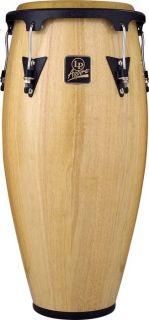 LP Latin Percussion Aspire 11 Wood Conga Natural Wood