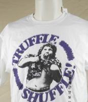 Shuffle The Goonies Mens T shirt Medium White NWT Lawrence Chunk Cohen