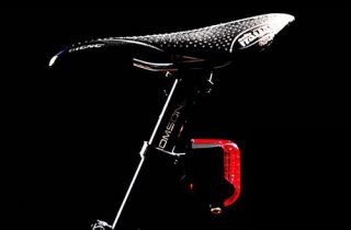 2011 Bike Bicycle Laser Beam Rear Tail Light Lamp