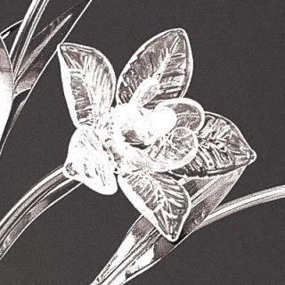 Laura Ashley Lighting Daffodil 12 Light Mini Chandelier