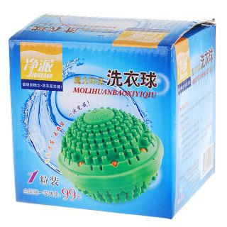 Eco Friendly Anion Molecules Wash Washing Laundry Ball New