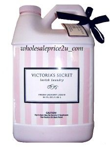 Victorias Secret Lavish Laundry Detergent Huge 64 Oz