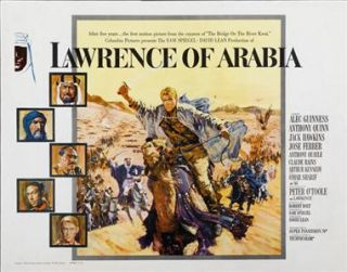 Lawrence of Arabia 11 x 17 Movie Poster Sharif M