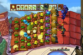 Brand New Plants vs Zombies Retail Edition Xbox 360 2010