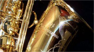 Store Demo Yanagisawa A901 Professional Alto Sax