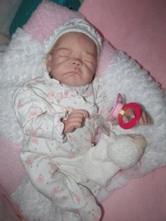Must See Gorgeous Reborn Baby Leah Marie from Josie Sculpt by Tasha