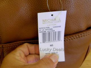 Michael Kors Layton Satchel Handbag Bag Tote Luggage