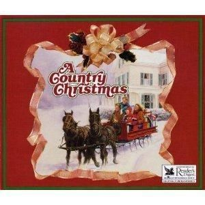 Cent CD A Country Christmas Eddy Arnold Judds Readers Digest 3CD