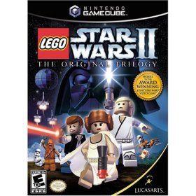 Lego Star Wars II GameCube Wii Games