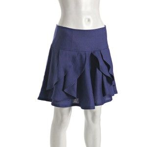 Leanne Marshall Leanimal Ruffle Mini Skirt Size 2
