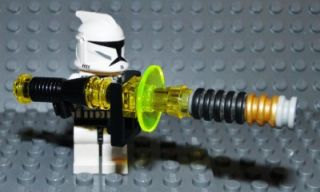 LEGO   STAR WARS   CLONE WARS   CUSTOM   CHAIN GUN   SWCG 20   6 EACH
