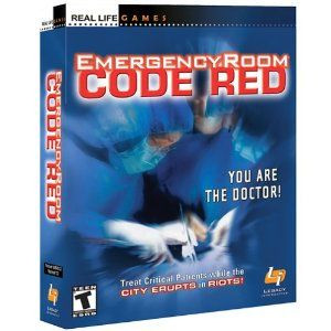 Emergency Room Code Red Critical ER Medical Simulation PC Game Windows