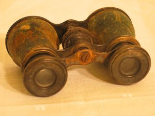 Lemaire Fabt Paris Antique Opera Glasses