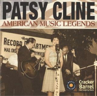 Patsy Cline American Music Legends Cracker Barrel 2004 VERS. SEALED
