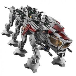 Lego Star Wars at OT Dropship with Walker Set 10195 Brand New SEALED