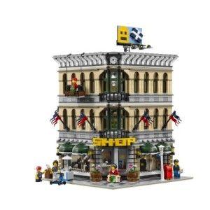 Grand Emporium 10211 Lego Creator Modular Department Store City New