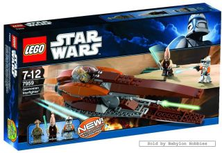 picture 1 of Lego Lego Star Wars   Geonosian Starfighter (7959)