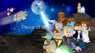 Lego Star Wars Episode V Edible Image Icing Cake Cupcaketopper