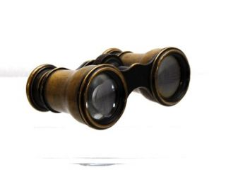Antique Lemaire Paris 12 Field Glasses Opera Binoculars