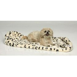 Dreamz 3 way Snuggle Convertible Sleeping Bag Pet Cat Dog Bed LEOPARD