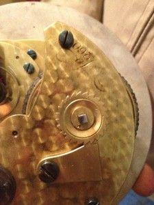 Antique 1800s Levitt London Large Maritime Chronometer Cased