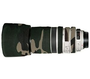 LensCoat for Canon 100 400mm Is Zoom Lens Forest Green Camo New