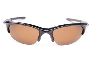 Bronze Brown Replacement Lenses for Oakley Half Jacket