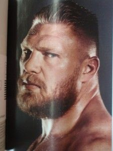 Muscle Fitness Bodybuilding Mag UFC Brock Lesnar 5 11