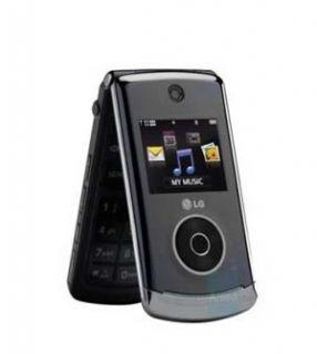 LG Chocolate 3 VX8560 Black Verizon Camera Cell Phone