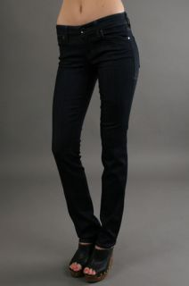 Level 99 Skinny Straight Jeans Dark Wash Size 26