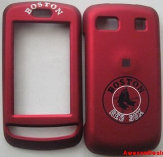 Phone Case LG GR 500 Xenon Boston Red Sox Red