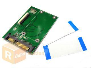 ZIF Lif Hard Disk Drive HDD SSD to SATA Adapter B