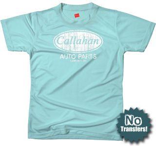 Tommy Boy Callahan Auto Parts Funny Movie New T Shirt