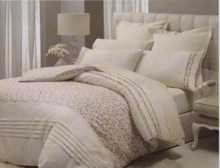 BELMONDO CHATEAU Libby Rose QUEEN Quilt/Doona Cover Set GORGEOUS